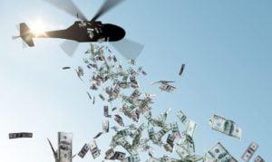 «Вертолётные деньги» и прямые выплаты гражданам России